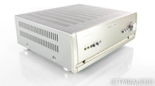Parasound Halo 2.1 Channel Stereo Integrated Amplifier; MM / MC Phono; Silver; Remote