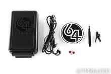 64 Audio Adel U10 In-Ear Headphones; IEM; U 10