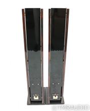Brodmann Vienna Classic Model VC 2 Floorstanding Speakers; Macassar Pair; VC-2