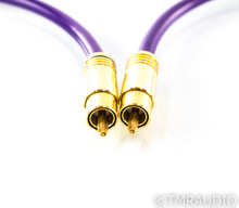 Discovery Plus Four RCA Cables; 1m Pair Interconnects