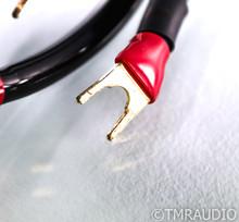 Transparent Audio MusicWave Plus Bi-Wire Speaker Cables; 8ft Pair