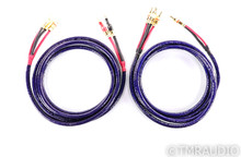 LAT International SS-1000 D Bi-Wire Speaker Cables; 12ft Pair