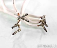 NAIM NAC A5 Speaker Cables; 12ft Pair; White; NACA5
