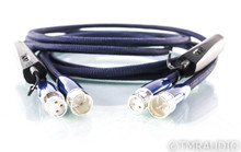 AudioQuest Water XLR Cables; 3m Pair Balanced Interconnects; 72v DBS