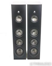 Magico Q3 Floorstanding Speakers; Black Pair; Q-3