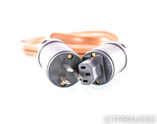 WireWorld Electra 5.2 Power Cable; 2m AC Cord