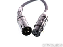 WireWorld Silver Eclipse 6 XLR Cables; 1.5m Pair Balanced Interconnects