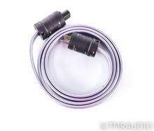 WireWorld Silver Electra Power Cable; 2m AC Cord