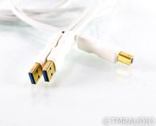 Light Harmonic LightSpeed 10Gbps Split USB Cable; 1.6m Digital Interconnect