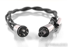 AudioQuest Hurricane Power Cable; 1m AC Cord; Source; 72v DBS
