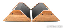 Meadowlark Audio Owl Dipole On-Wall Surround Speakers; Walnut Pair