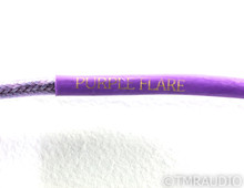 Nordost Leif Purple Flare XLR Cables; 1.2m Pair Balanced Interconnects