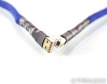 Luna Cables Mauve USB Cable; Single 1.5m Digital Interconnect