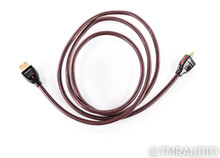 AudioQuest Cinnamon HDMI Cable w/ Ethernet / Audio Return; Single 5ft Cable