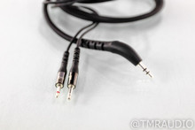 AudioQuest Nightbird Model One Headphone Cable; 2m Interconnect; 3.5mm to 2 X 2.5mm