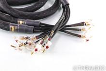 Kimber Kable Bifocal-X Biwire Speaker Cables; 10ft Pair