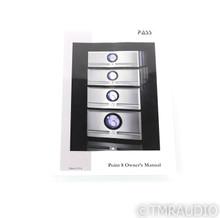 Pass Laboratories X250.8 Stereo Power Amplifier; X-250.8
