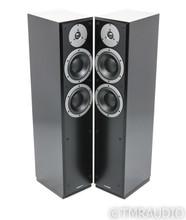 Dynaudio Emit M30 Floorstanding Speakers; Satin Black Pair; M-30