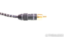 DH Labs Silver Pulse RCA Cables; 1m Pair Interconnects