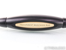 Transparent MusicWave Plus Speaker Cables; 8ft Pair