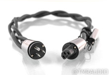 AudioQuest Hurricane Power Cable; 1m AC Cord; Source; 72v DBS (SOLD2)