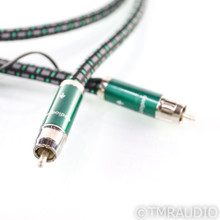 AudioQuest Columbia RCA Cable; Single 1.5m Interconnect; 72v DBS