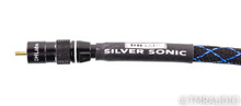 DH Labs Silver Sonic D-750 RCA Digital Coaxial Cable; Single 1m Interconnect