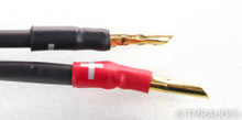 Synergistic Research Element Tungsten Speaker Cables; 12ft Pair
