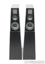 Vandersteen Quatro Wood Floorstanding Speakers; Black Ash Pair