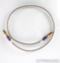 Tara Labs Decade RCA Digital Coaxial Cable; Single 1m Interconnect