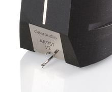 Clearaudio Artist V2 Ebony MM Cartridge; New w/ Full Warranty