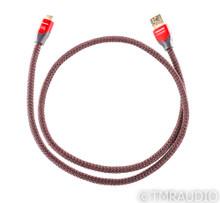 AudioQuest Cinnamon USB Cable; .75m Digital Interconnect