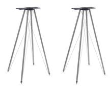 Q Acoustics Q Active Tensegrity Stands - FS75; New w/ Full Warranty