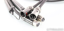 AudioQuest Panther XLR Cables; 3m Pair Balanced Interconnects; 36v DBS