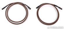 Wireworld Eclipse 8 RCA Cables; 1.5m Pair Interconnects