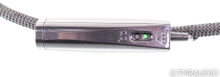 AudioQuest Wind XLR Cables; 1m Pair Balanced Interconnects; 72v DBS