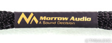 Morrow Audio MA-2 RCA Cable; MA2; Single 2m Interconnect