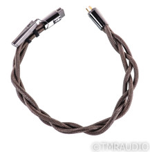 AudioQuest Thunder High Current Power Cable; 1m AC Cord; 72vDBS; C19