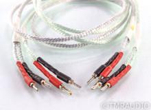 Core Power Defiant Diamond Speaker Cables; 2.5m Pair