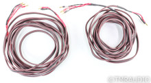 AudioQuest Rocket 33 Bi-Wire Speaker Cables; 25ft Pair