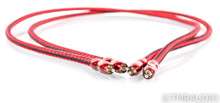 AudioQuest King Cobra RCA Cables; 1m Pair Interconnects