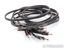 AudioQuest Rocket 44 Bi-Wire Speaker Cables; 3.5m Pair