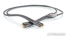 Transparent Audio MusicLink Super RCA Cables; 1.5m Interconnects