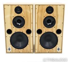 Harbeth Monitor 40.3 XD Floorstanding Speakers; Olive Ash Pair (Open Box w/ Warranty)