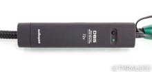 AudioQuest Columbia XLR Cables; 1m Pair Balanced Interconnects; 72v DBS