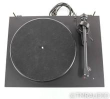 Pro-Ject Debut III Belt Drive Turntable; Debut 3; Ortofon 2M Red Cartridge