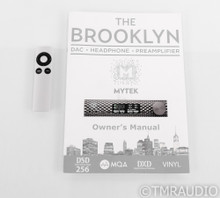 Mytek Brooklyn DAC; D/A Converter; Remote; MM / MC Phono