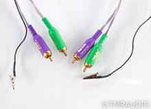 XLO Reference 3 Stereo RCA Phono Cable; Gold; 1m Interconnect