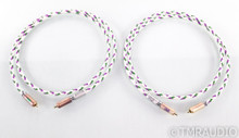 XLO Reference 3 RCA Cables; 1.5m Pair Interconnects