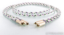 XLO Reference 3 RCA Cables; 2m Pair Interconnects